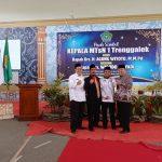 Bapak Widodo Setyadi Resmi Menjadi Kepala Madrasah Baru di MTsN 1 Trenggalek